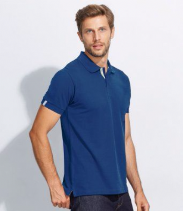 10574 SOL'S Portland Cotton Pique Polo Shirt